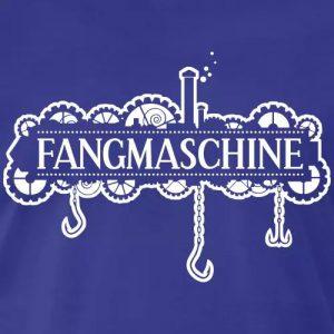 Angler T-Shirt «Fangmaschine»