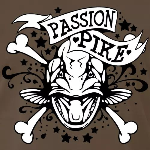 Hecht T-Shirt «Passion Pike»