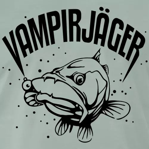 Zander T-Shirt «Vampirjäger»