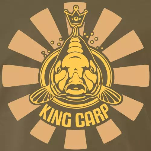 Karpfen T-Shirt «King Carp»
