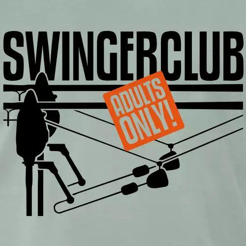 Karpfen T-Shirt «Swingerclub»