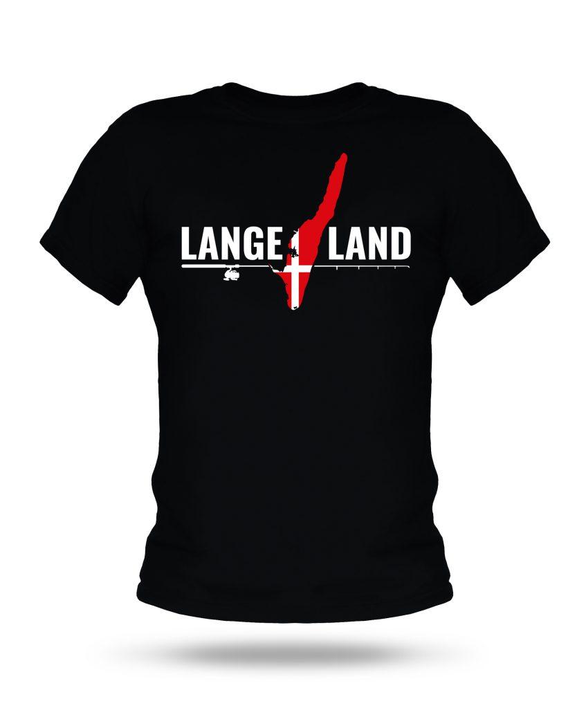 Langeland-T-Shirt