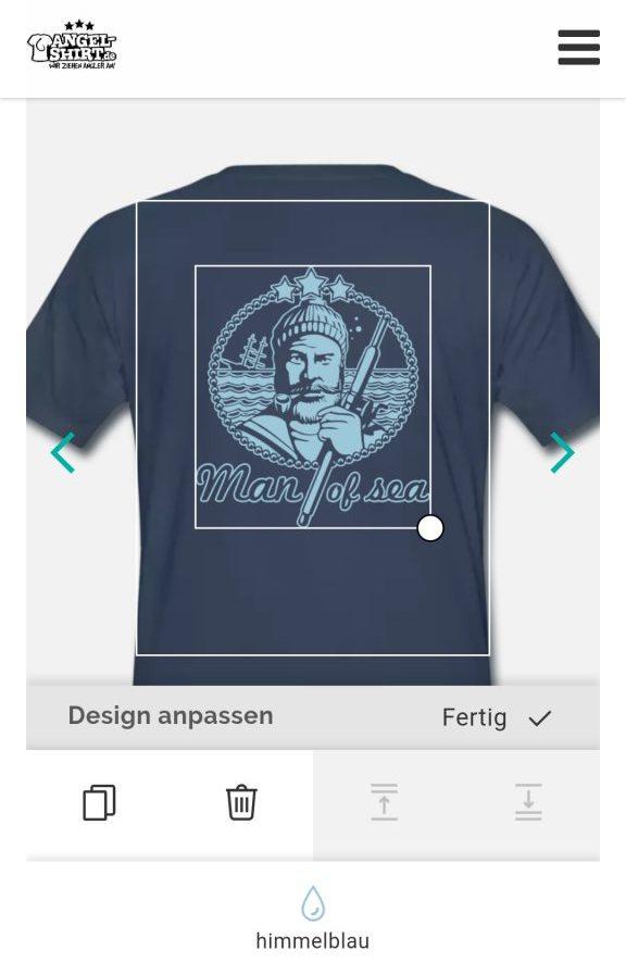 Anleitung Angel T-Shirt Design